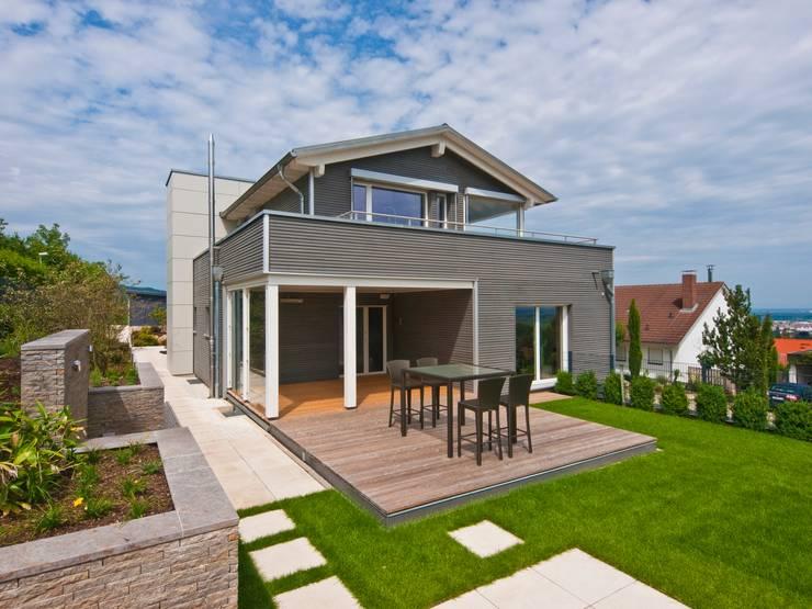 Сад  в . Автор – Bau-Fritz GmbH & Co. KG