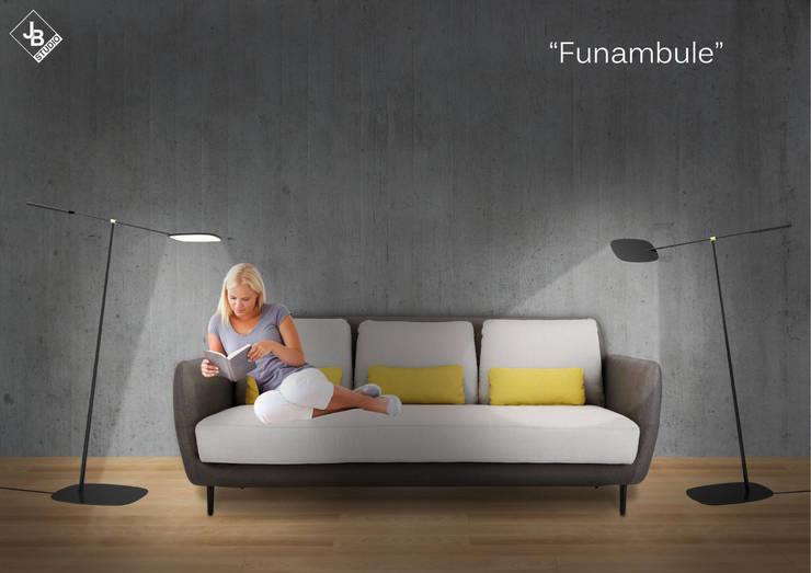 Funambule: Salon de style  par Joachim BAILLIF