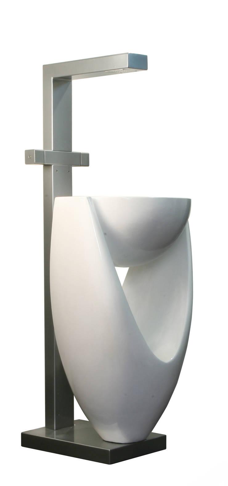 Lavabo Pantarei: Bagno in stile  di Alessandra Scarfò Design