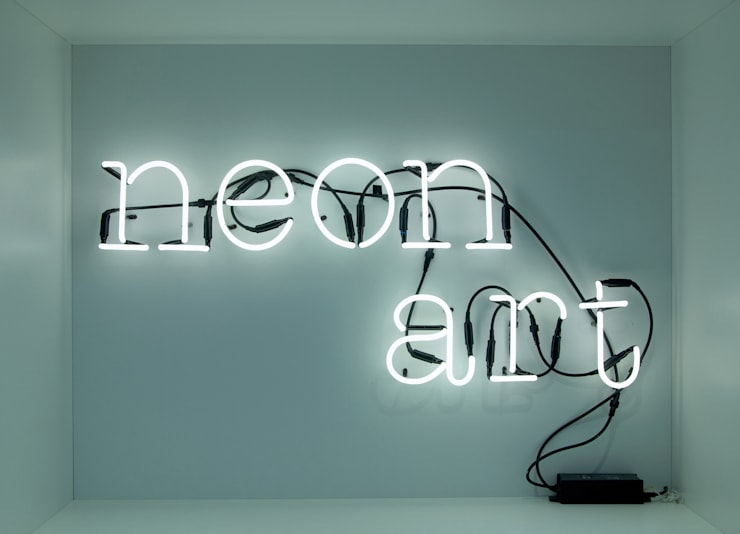 Seletti Neon Art Letters:   by Vale Furnishers
