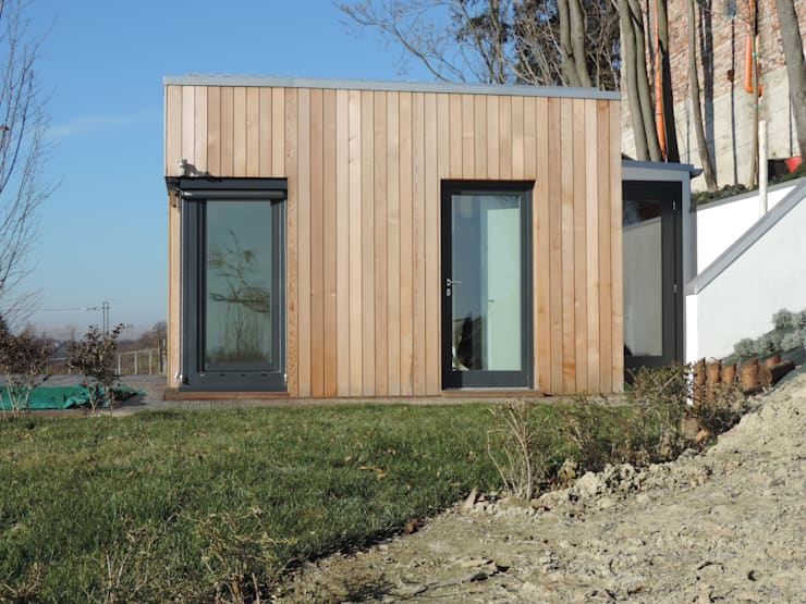 Houses by Ecospace Italia srl