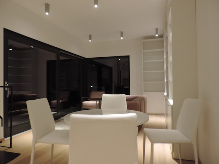 Dining room by Ecospace Italia srl