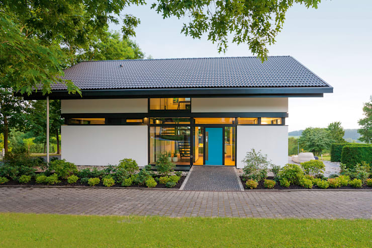 HUF Haus modum: 7:10: moderne Häuser von HUF HAUS GmbH u. Co. KG