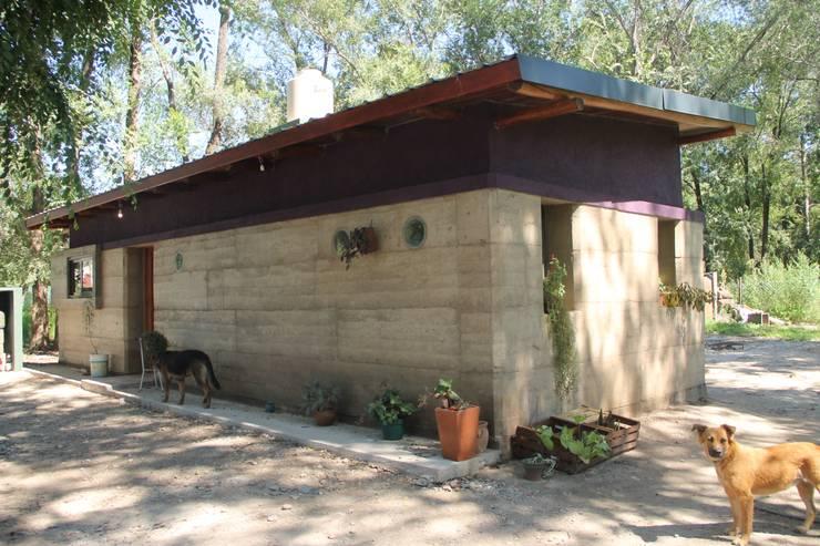 Casas de estilo rural por MULA.Arquitectos