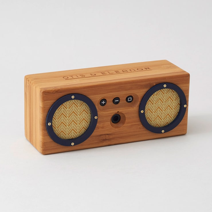 Bongo Bluetooth Speaker:  Household by Such & Such