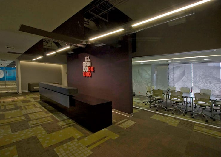 Study/office by usoarquitectura