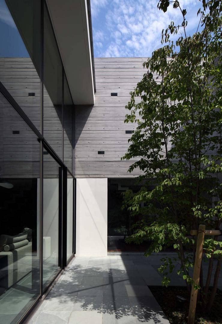 KaleidoscopeⅢ: 澤村昌彦建築設計事務所が手掛けた家です。