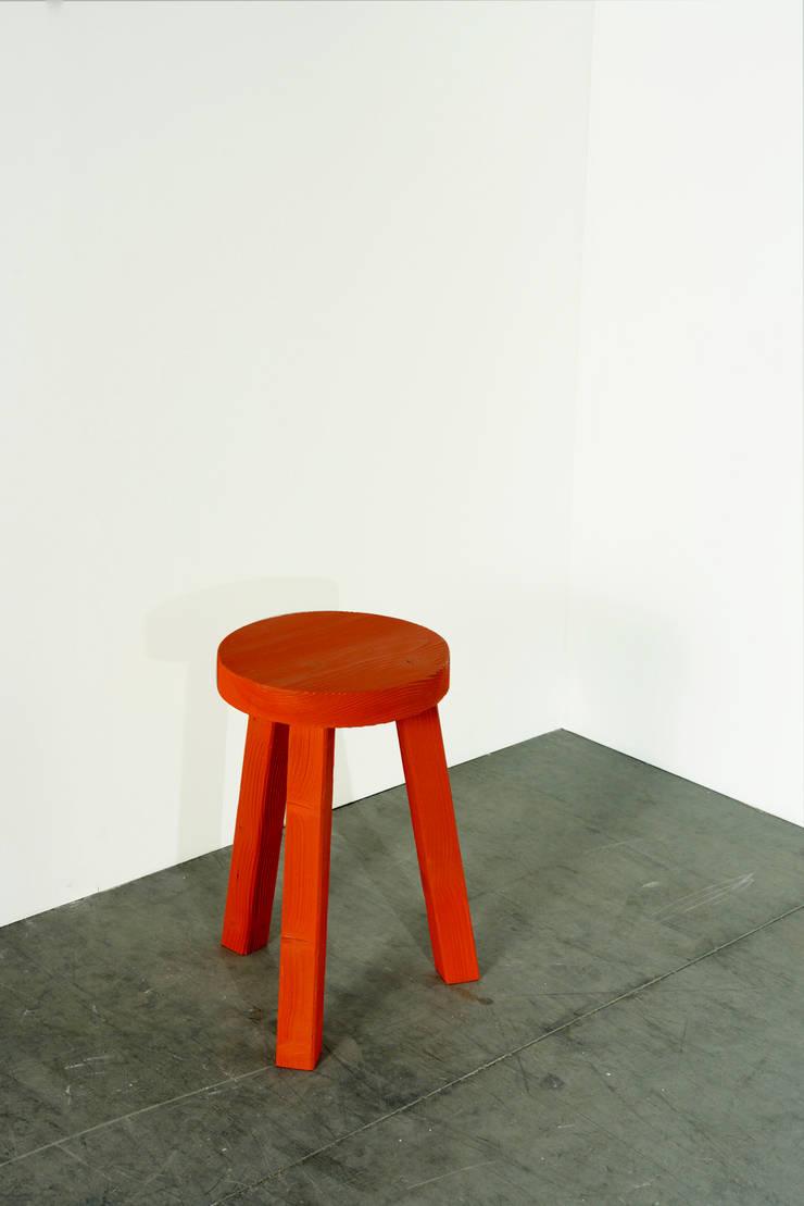 Table Cheminot PM et MM:  de style  par Mobilier Laloue