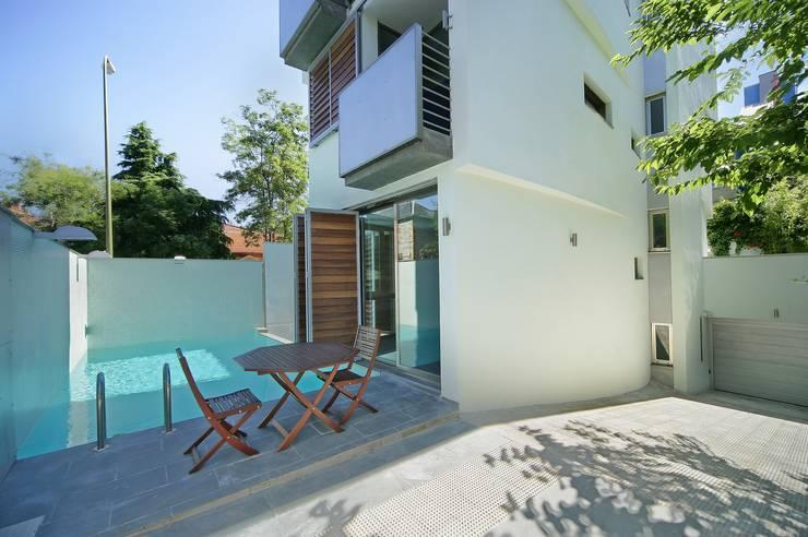Piscinas  por JoseJiliberto Estudio de Arquitectura