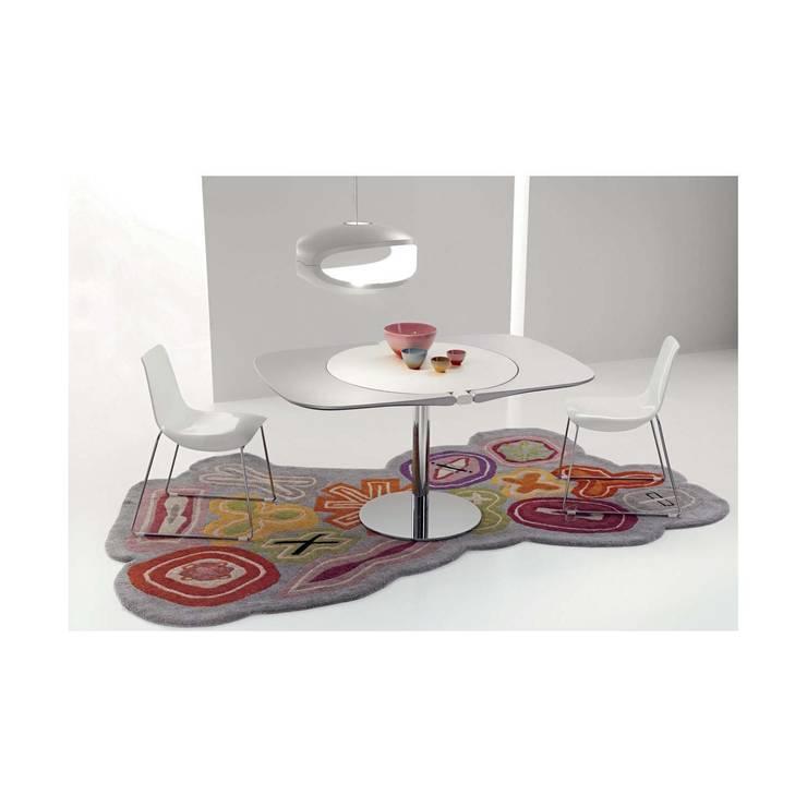 Mesa extensible Flap de Bonaldo: Hogar de estilo  de Ociohogar
