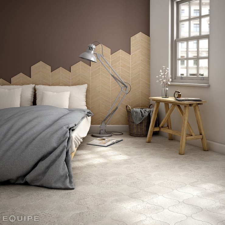 industrial Bedroom by Equipe Ceramicas