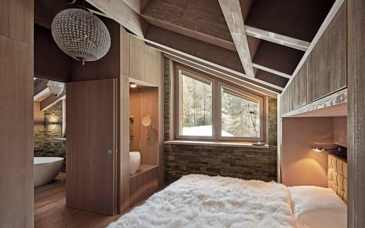 Occhio:  Bedroom by Future Light Design