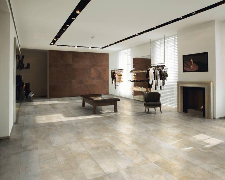 Projekty,  Ściany zaprojektowane przez Ceramiche Refin S.p.A