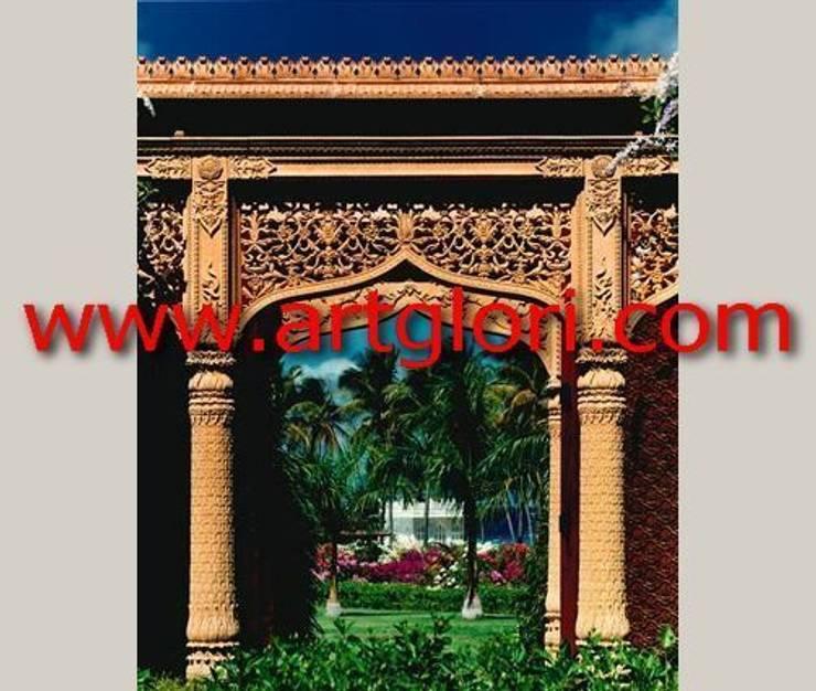 Artglori's Westindies Project:   by G.K. Corp