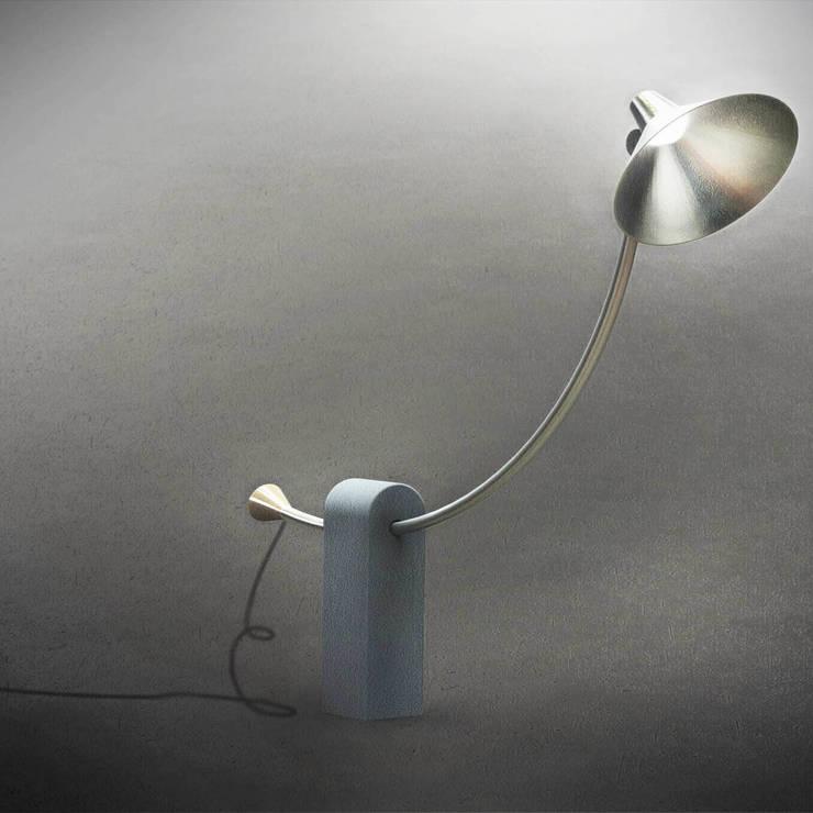 Luminaires:  de style  par Johan Godfroid