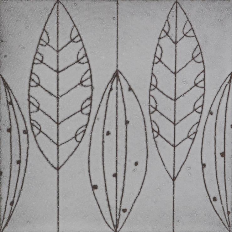 Collection de carreaux de lave 'LINES':  de style  par ulrike weiss céramiques