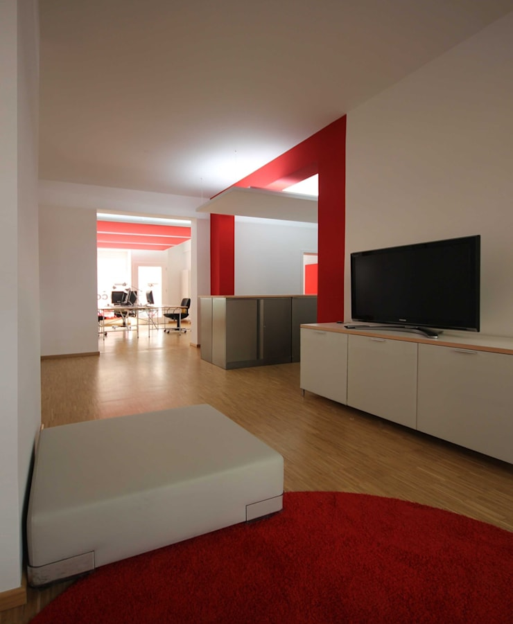 eswerderaum:  tarz Ofis Alanları