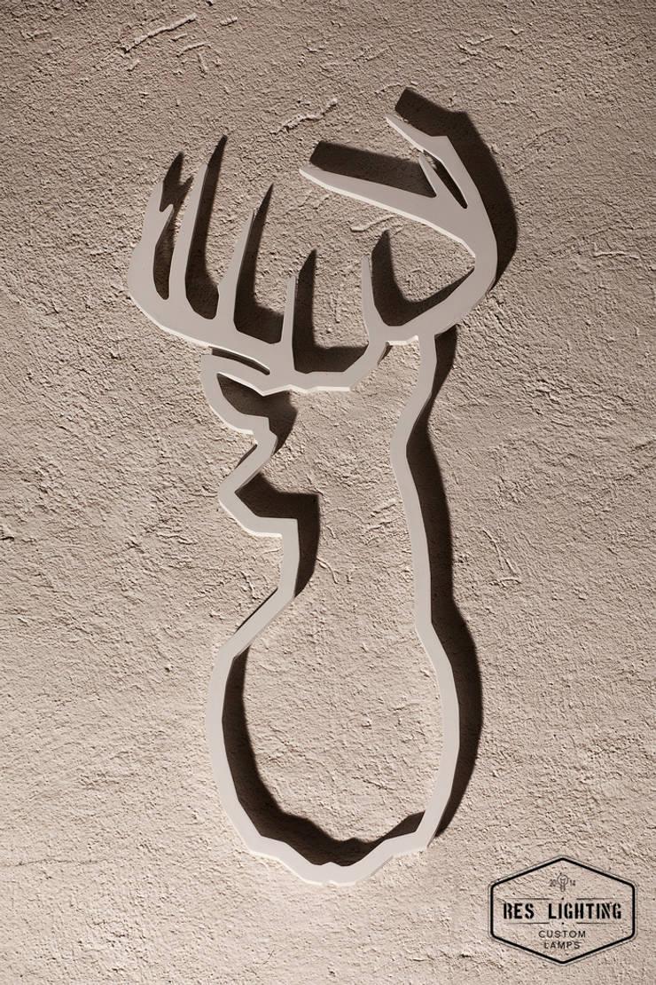 """<q class=""""-first"""">DEER</q>: Arte in stile  di BEARprogetti - Architetto Enrico Bellotti,"""