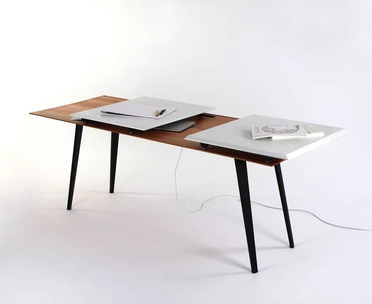 desk five:  Arbeitszimmer von Frederic Julian Rätsch - Industrial Design