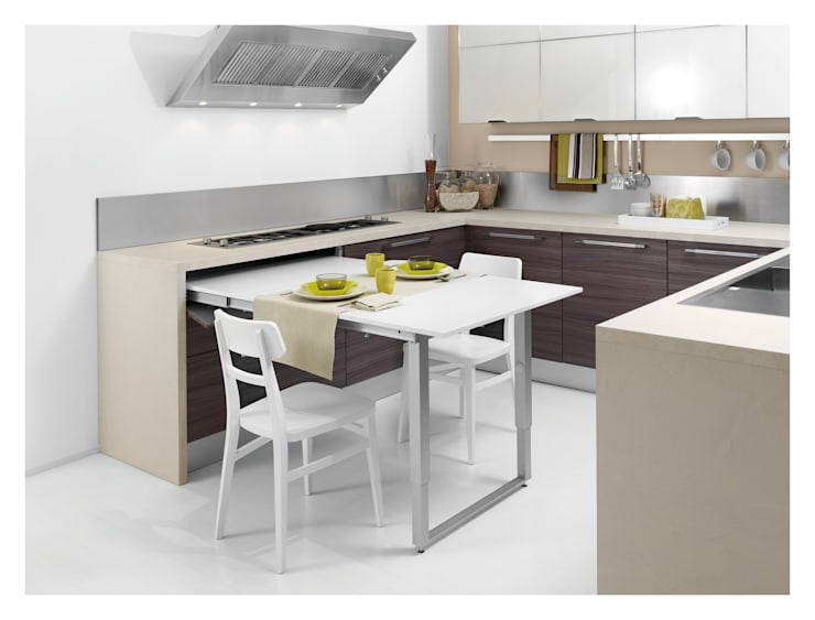 Kitchen by Atim Spa