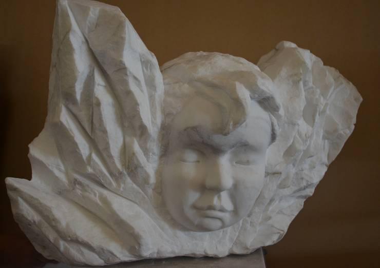 Putti: Art de style  par Mancardi Sculpture