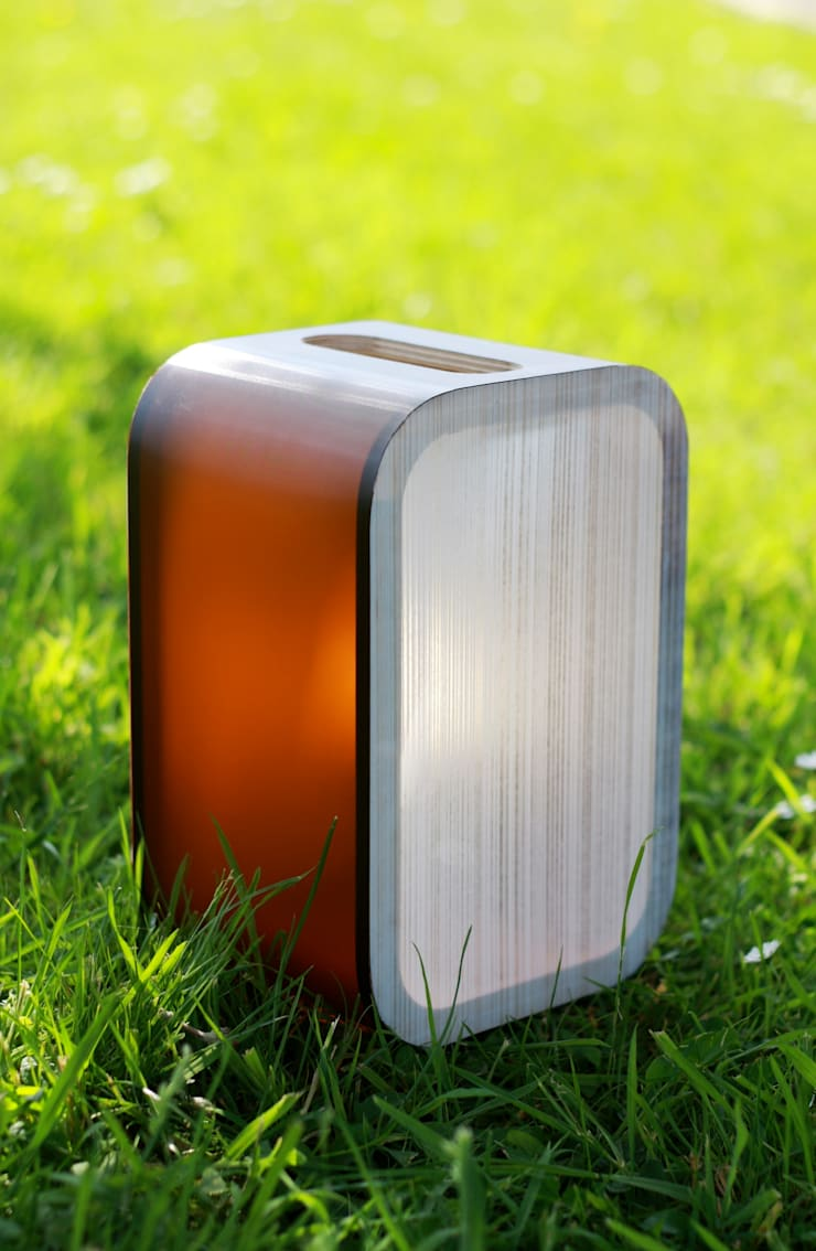 lampe Casper:  de style  par Terral Designer(s)