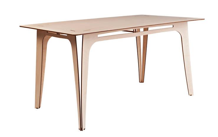 moderne Eetkamer door KwiK Designmöbel GmbH