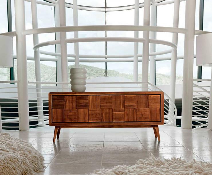 Alessio Sideboard: moderne Wohnzimmer von KwiK Designmöbel GmbH