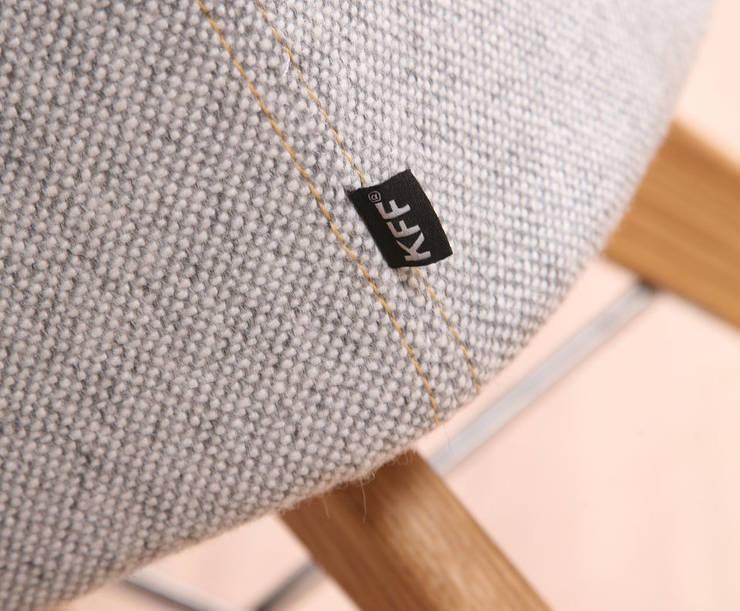KFF Youma:  Esszimmer von KwiK Designmöbel GmbH,
