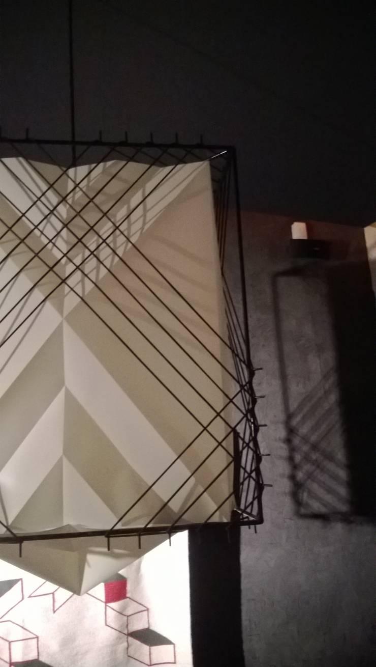 Mezquite: Paisajismo de interiores de estilo  por Fonk