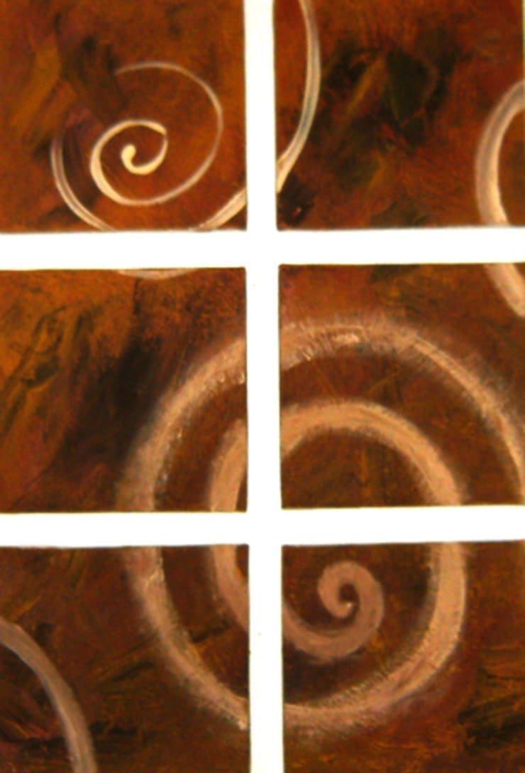 Pinturas al oleo.: Arte de estilo  por Softlinedecor
