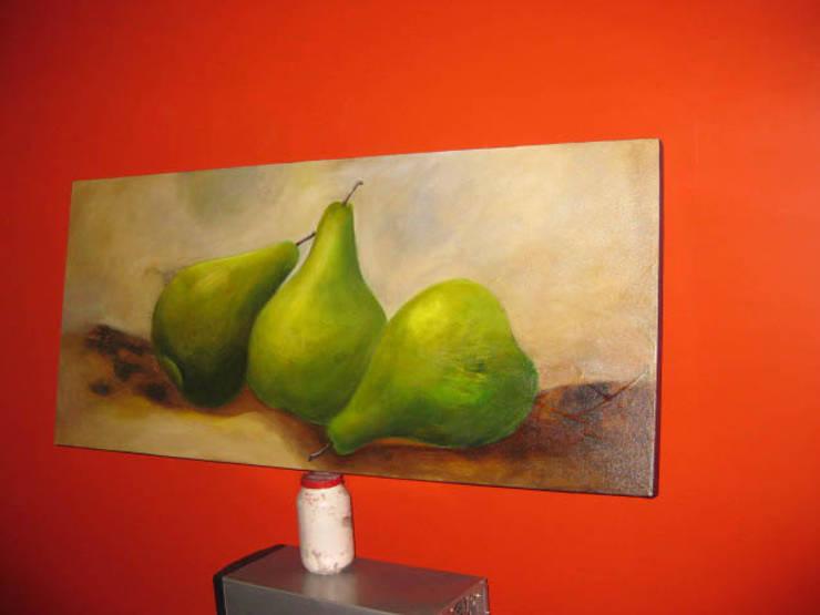 Pintura al oleo: Arte de estilo  por Softlinedecor