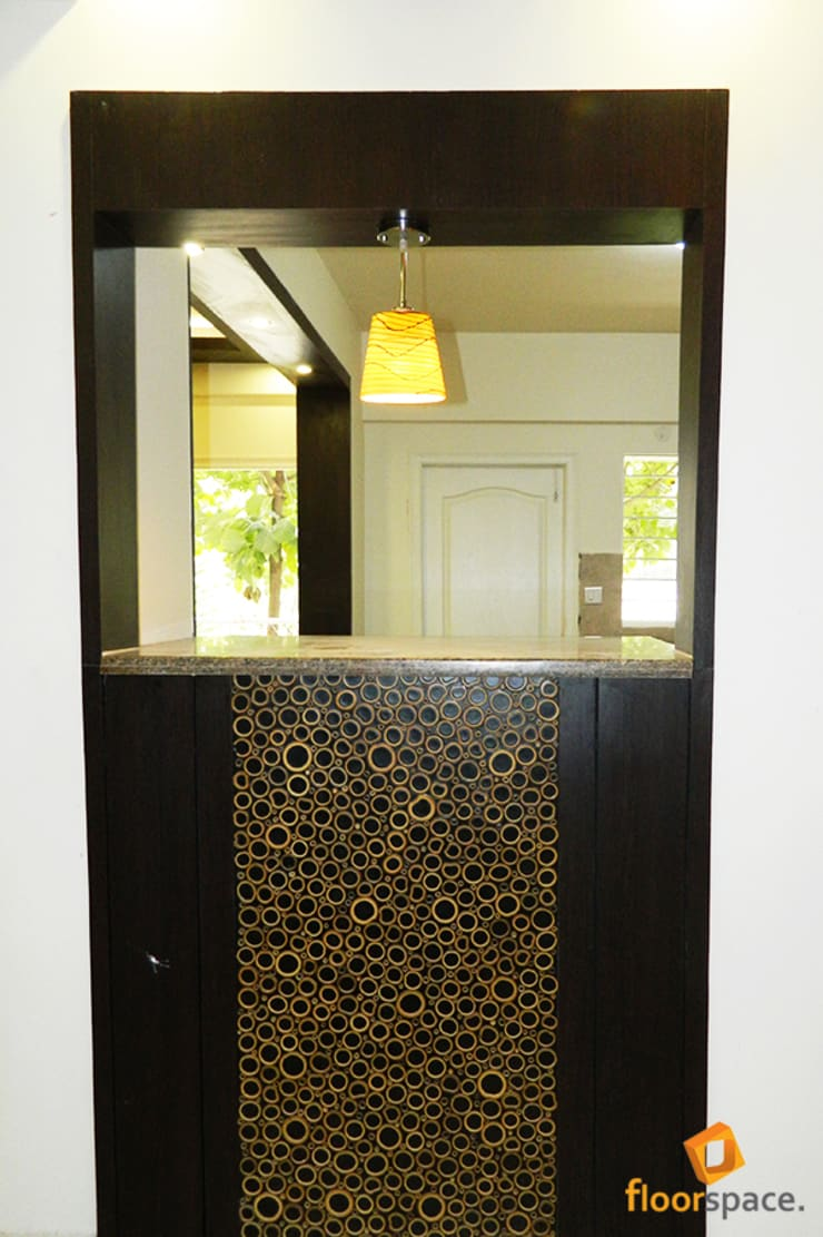 Project Signature - Bar Counter:  Dining room by Floorspace
