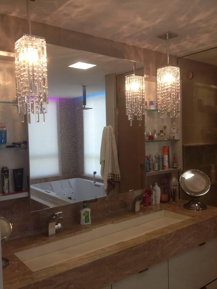 Bwc Master: Banheiros  por Juliana Marodin