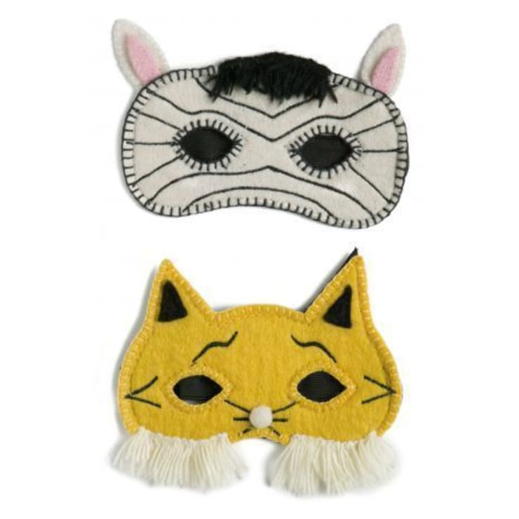 MASQUES ANIMAUX:  de style  par Gry and Sy