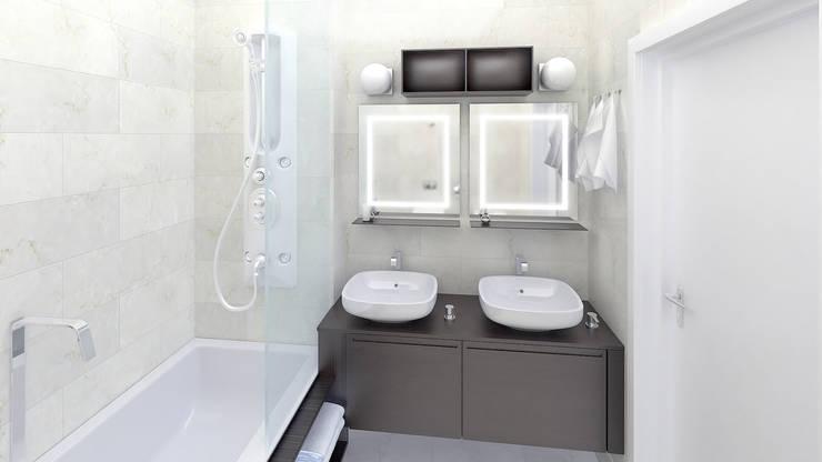 Baño 3D :  de estilo  de Icaras 3D