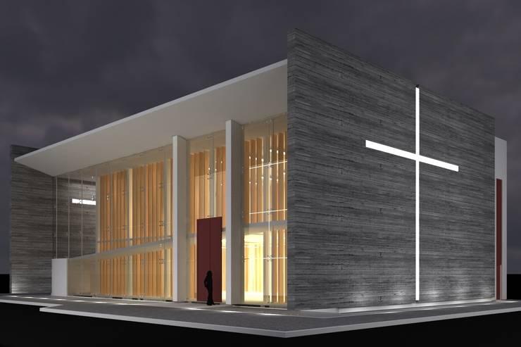 Igreja Santa Catarina:   por ArquiPólis