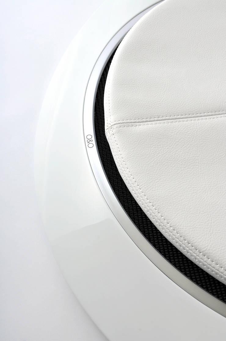 O&O Seat Chair: Kataoka Design Studioが手掛けた現代のです。,モダン