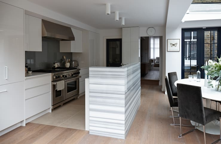 Elemental:  Kitchen by Mowlem&Co