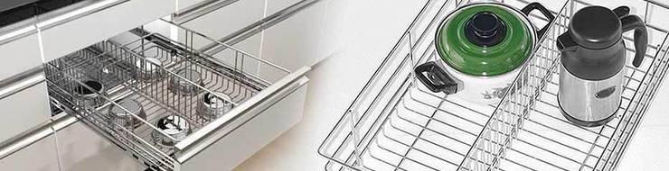 kitchen basket:  Kitchen by RISING STAR STEEL INDUSTRIES