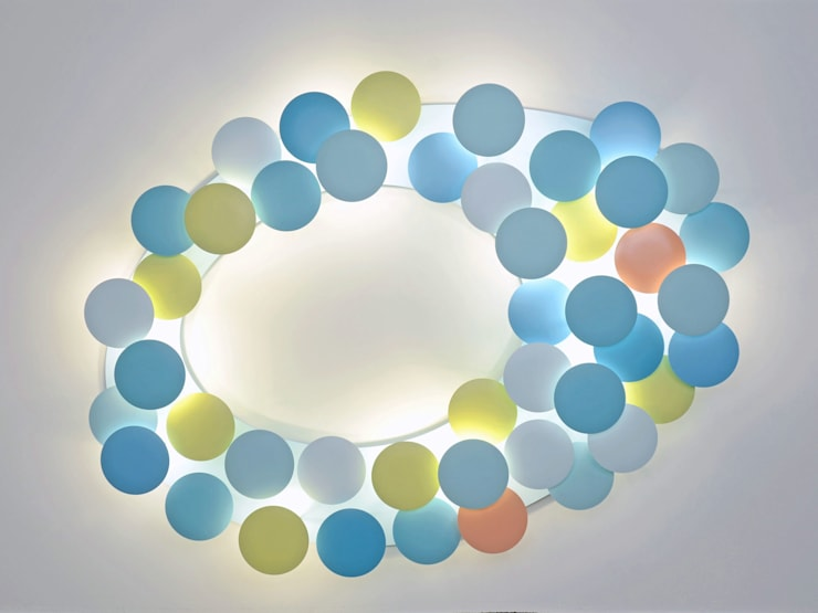 millelumen - circles:   von Casablanca Leuchten GmbH