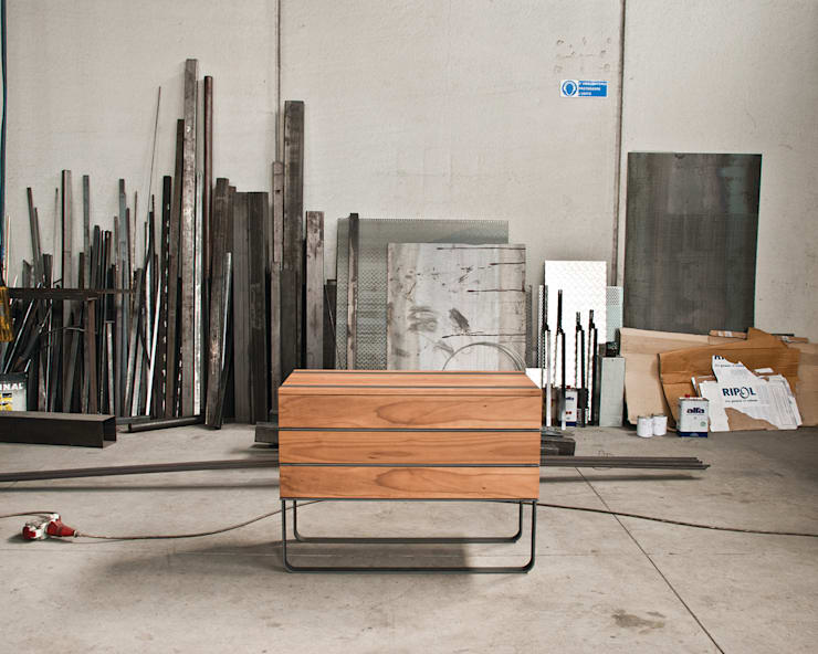 industrial  by Studio Lievito, Industrial