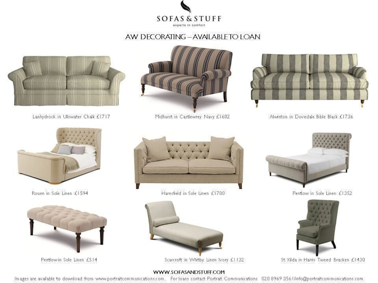 SOFAS & STUFF:   by Sofas & Stuff