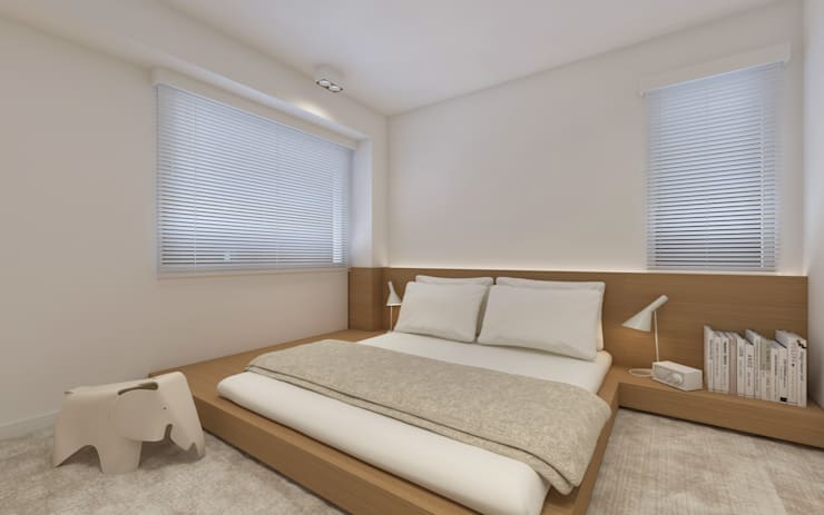 Bedroom by arctitudesign