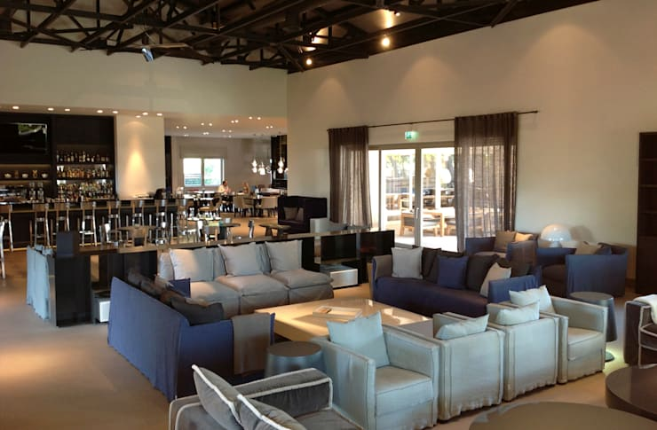LOUNGE:  in stile  di ANG42