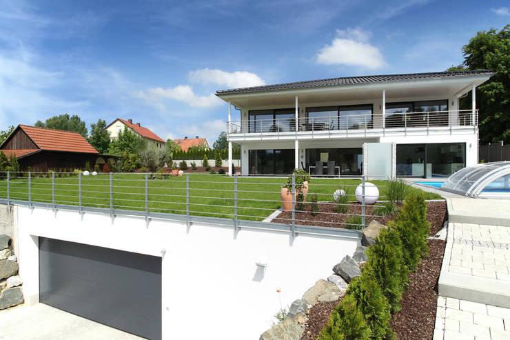 Außenaufnahme:  Garten von Bau-Fritz GmbH & Co. KG
