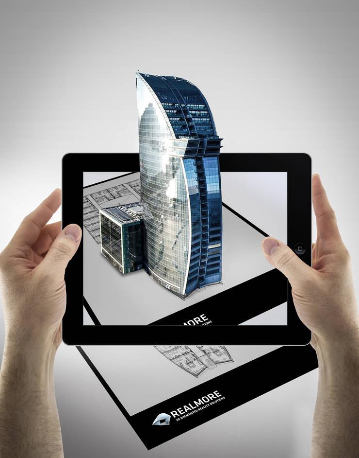 Realidad Aumentada para Arquitectura y Industria:  de estilo  de Realmore