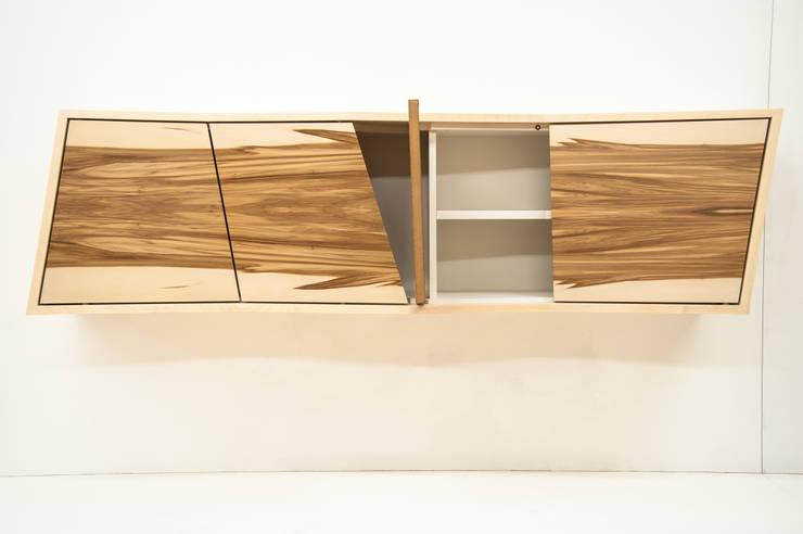 Woonkamer door Arne Leucht