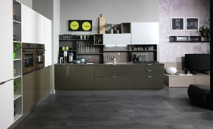 modern Kitchen by stosa cucine