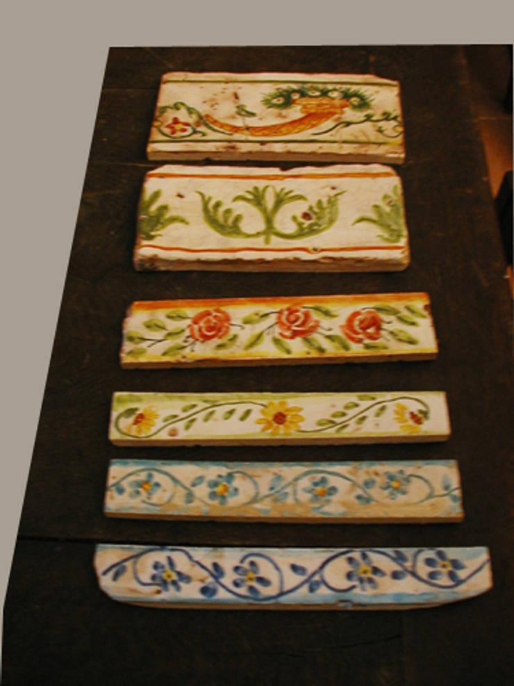 Ceramica : Arte in stile  di La Fleche Design
